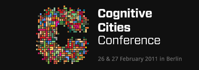 Under the hood of the Cognitive Cities Conference