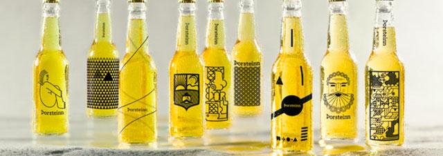 Beer Brand Concept work