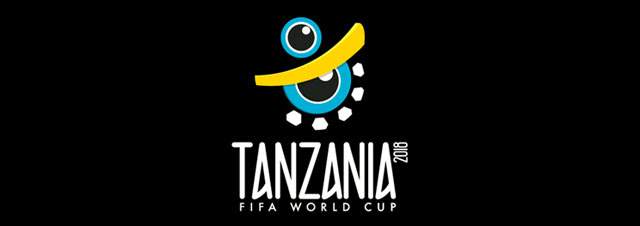 How would you design a logo for Tanzania's Fifa World Cup 2018?