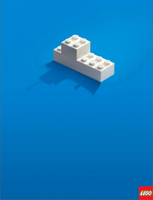 Brilliant Minimalistic Ads