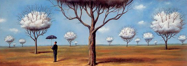 The Visual Wit of Rafal Olbinski