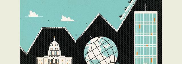 Wonderful Illustrations by Jesse Lefkowitz