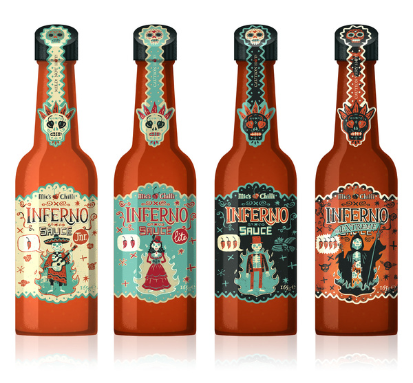 Awesome Packaging Design by Steve Simpson