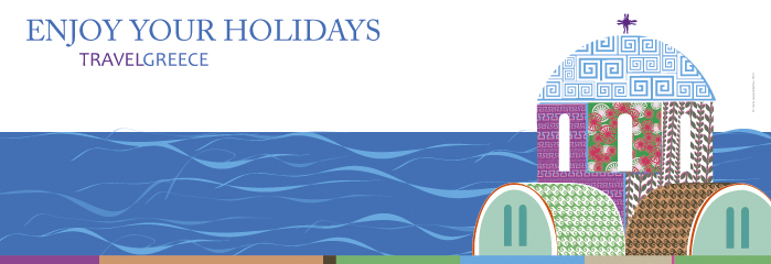 Enjoy your Holidays! Travel Greece!