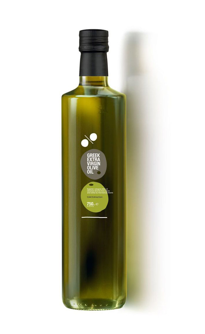 The Best Greek Olive Oil Packaging | Graphic Art News