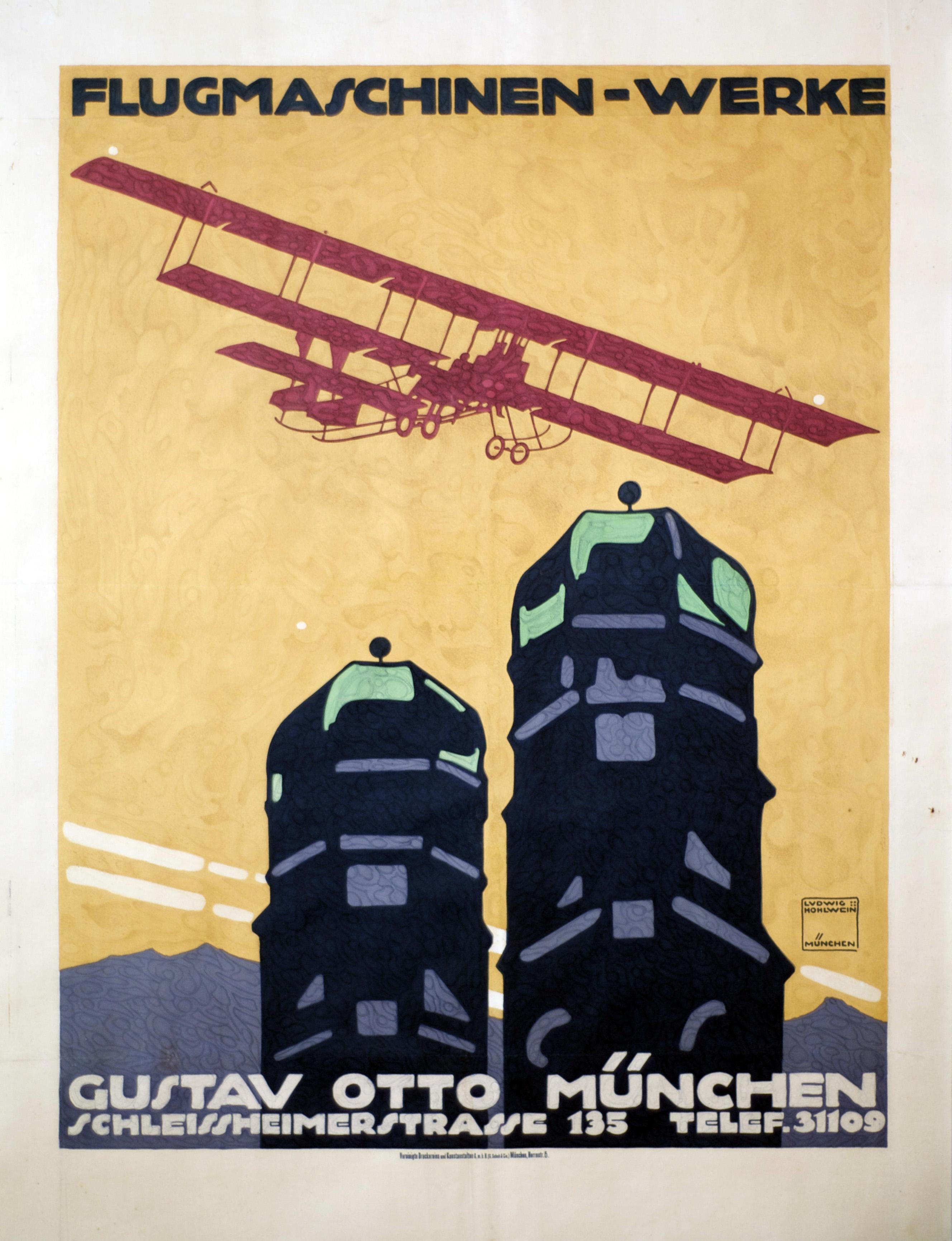 Poster design 1950 - Eduard Edler