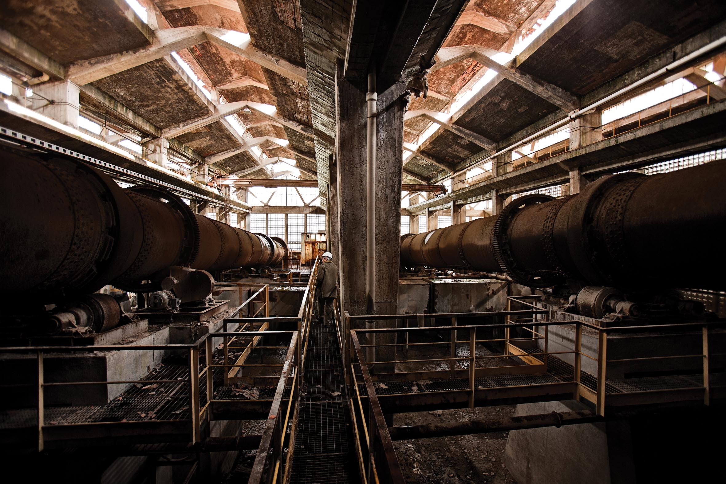 Industrial Archaeology | Photo Contest by EXAREA