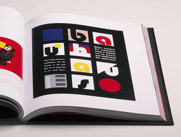 Bauhaus – The Origin of the New Typography