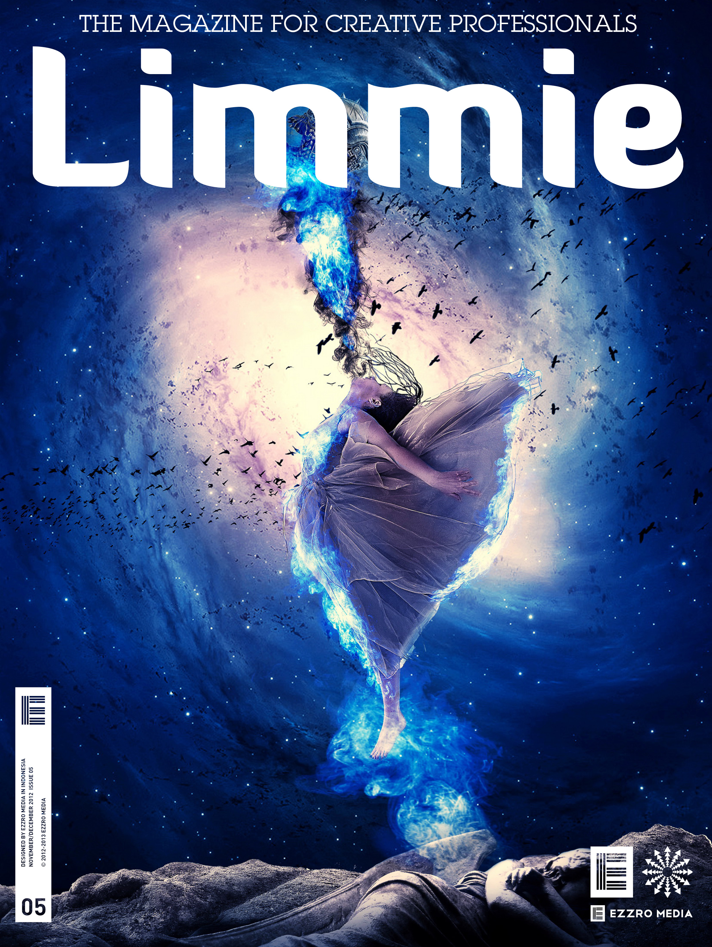 Limmie. The Magazine for Creative Professionals!