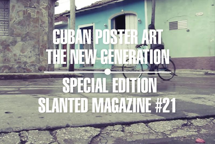 Cuban Poster Art – The New Generation | CALL FOR SUPPORT