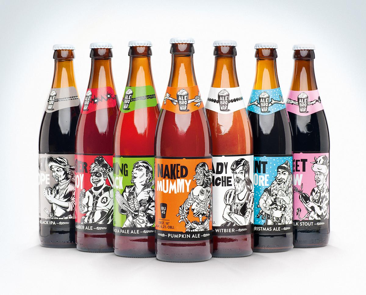 AleBrowar – New Beer, Fantastic Package