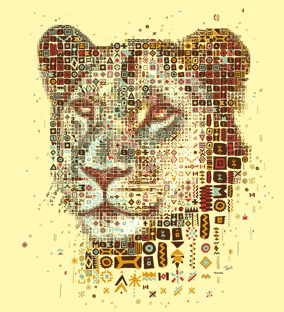 Kozi's Lion and Charis Tsevis's Amazing Artwork!