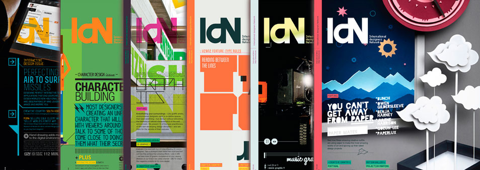 You can't get away from paper! IdN Magazine | Issue v20n4