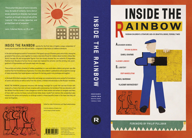 Inside the Rainbow, Russian Children's Literature 1920-1935: Beautiful books, terrible times