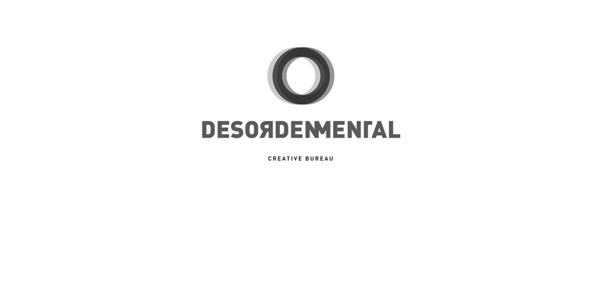 Desorden Mental | Logo Design