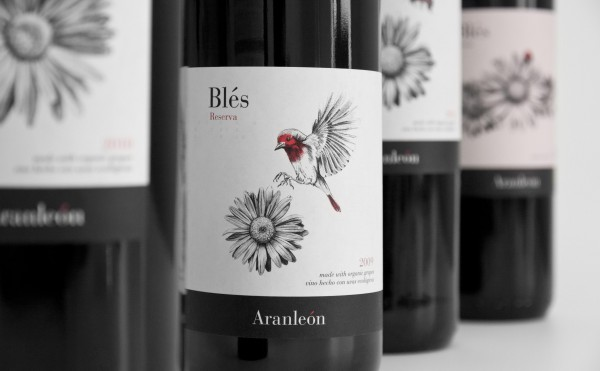 Label  Aranleλn BlΓs Reserva_by CuldeSac
