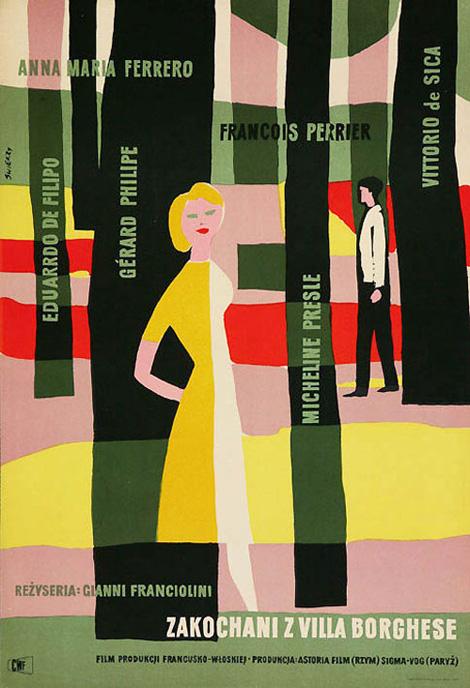 Tribute to Poster Artist Waldemar Swierzy (1931-2013)