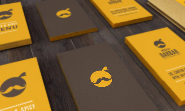 Indian Cafe & Restaurant Branding