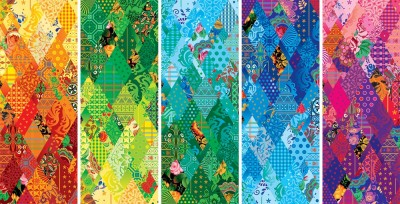 The Olympic patchwork quilt | Sochi 2014