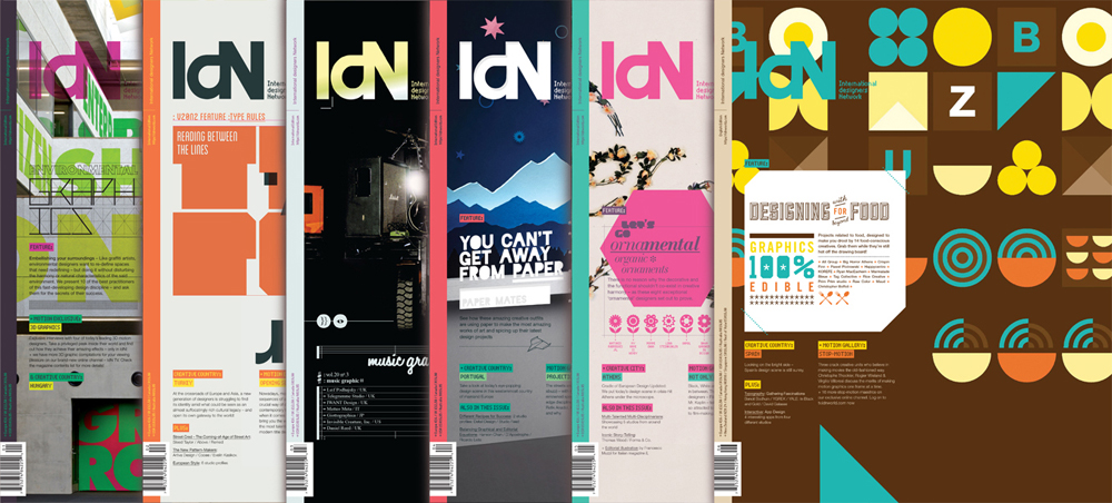 Designing for Food | IdN v20n6: Edible Graphics