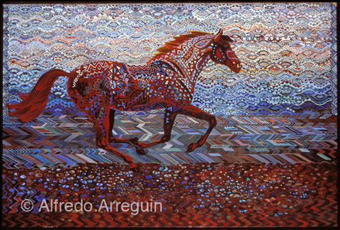 Alfredo Arreguin-Siete Leguas,
