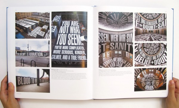 Steve Heller and Mirko Ilić New Book, Lettering Large