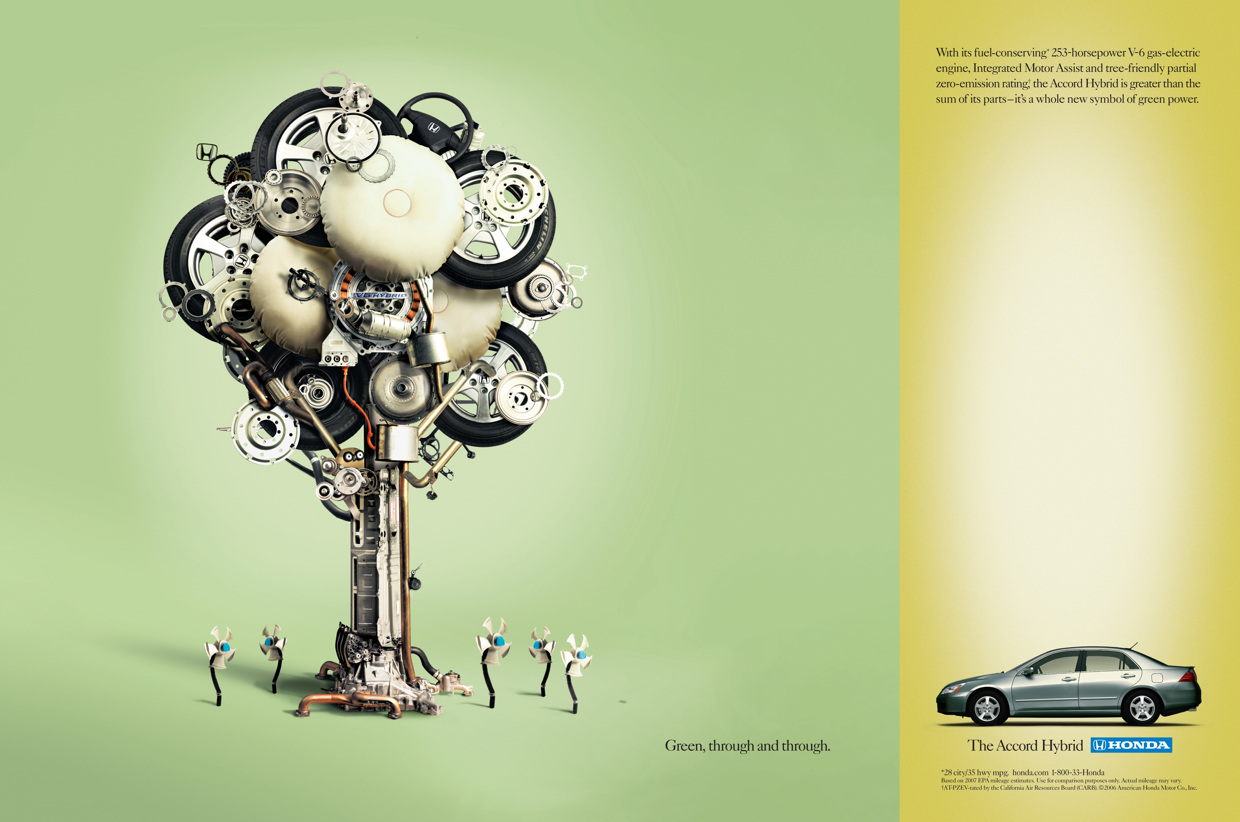 The Honda Accord Campaign