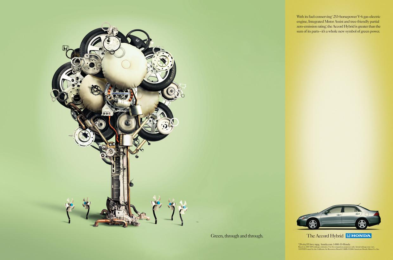 The Honda Accord Campaign