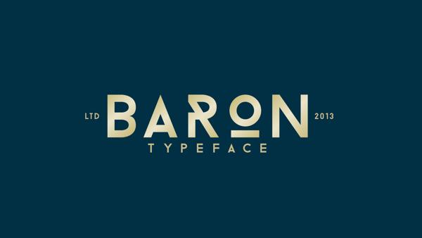 BARON-Free typefamily-01