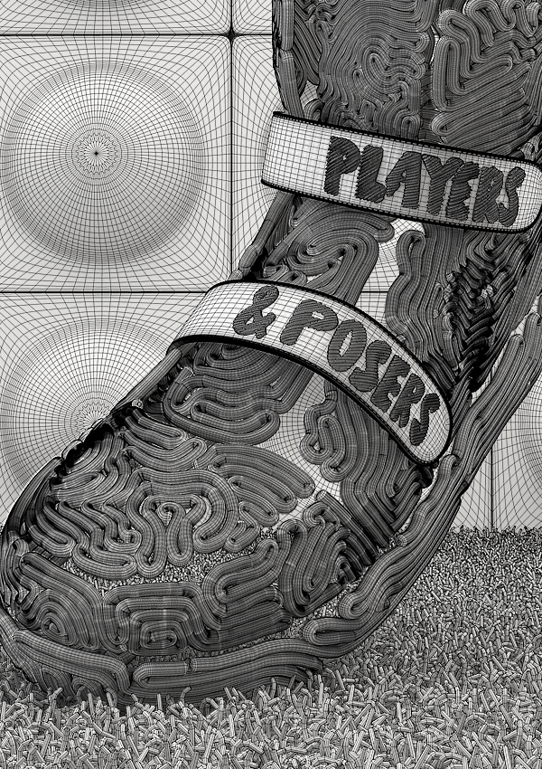 Chris LaBrooy-PLAYERS & POSERS-07