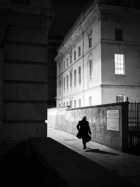Rupert Vandervell, Long way home