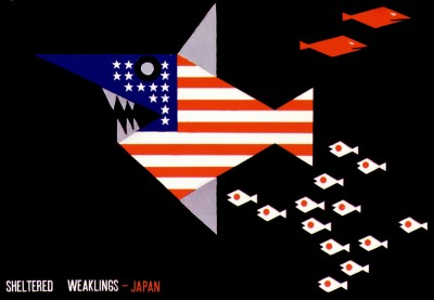 Japanese Vintage Posters on Social and Political Issues