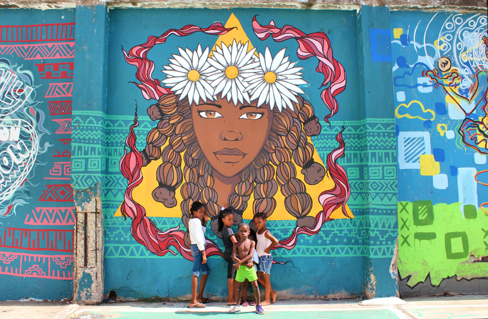 PAINT JAMAICA – The Incredible Social & Art Intervention