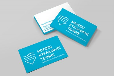 The Museum of Cycladic Art | Branding