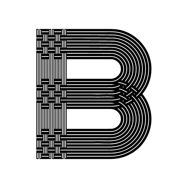 Broderie Font by Patrick Seymour