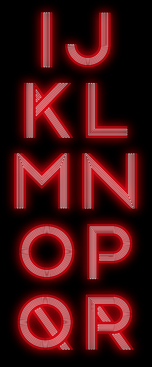 Chicago Font by Patrick Seymour