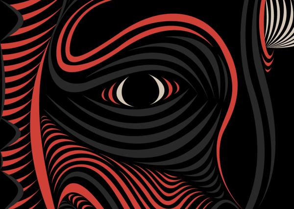 Darth Maul by Patrick Seymour-detail