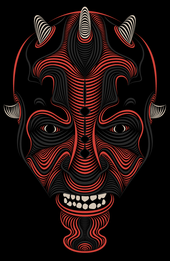 Darth Maul by Patrick Seymour