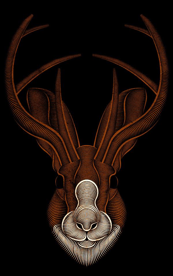 Jackalope by Patrick Seymour
