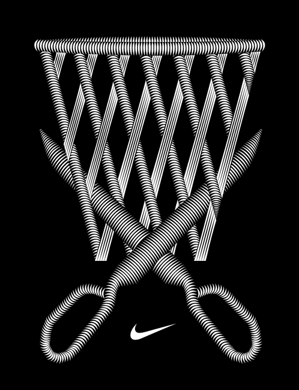 NIKE ® NCAA Final Four by Patrick Seymour