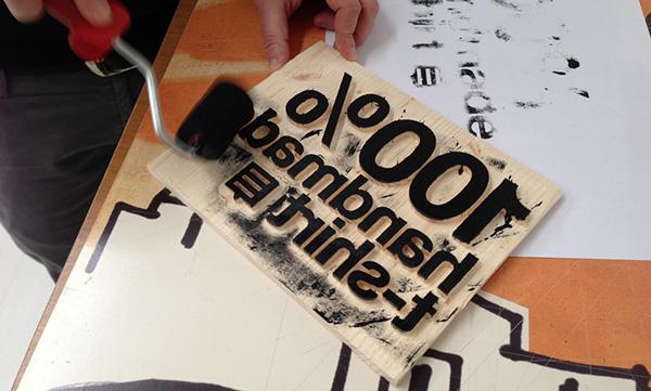 Handmade vintage T-Shirt-06