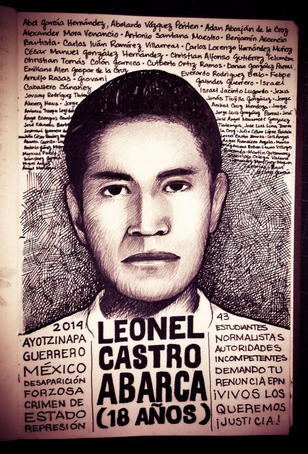 Yo, Bodox, quiero saber dónde está Leonel Castro Abarca