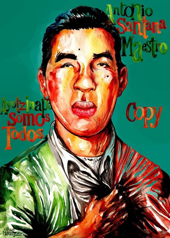Yo, César Carrizo, quiero saber donde está Antonio Santana Maestro