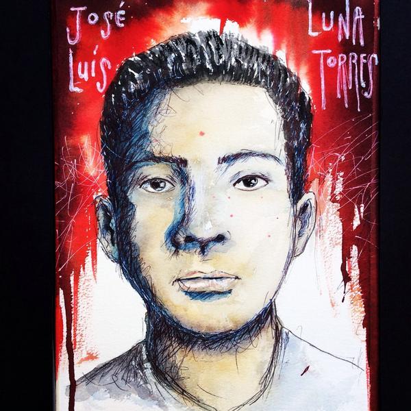 Yo, Chachin, quiero saber dónde está José Luis Luna Torres