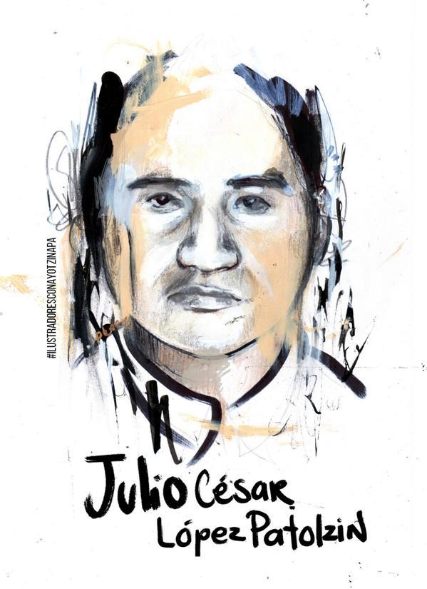 Yo, Fernanda Galván (Pheerg), quiero saber donde está Julio César López Patolzin