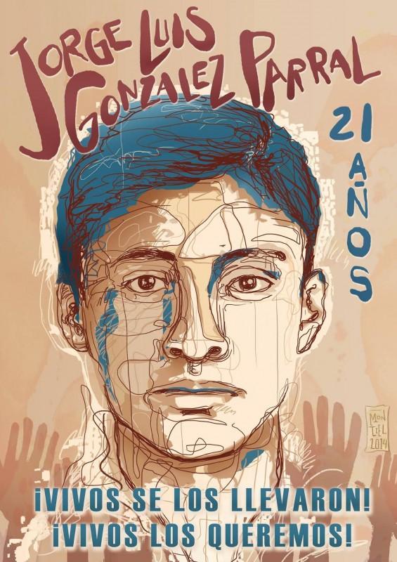 Yo, Luis Montiel, quiero saber dónde está Jorge Luis González Parral