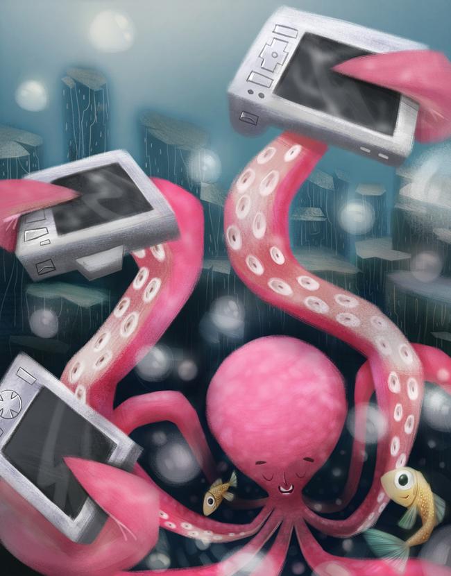 Illustration by azbeen