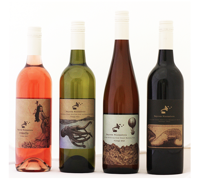 Boutique Wine Label Designs from Australia