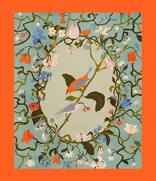 birds by Giordano Poloni