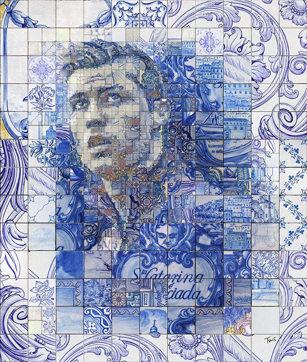 Cristiano Ronaldo by Charis Tsevis 01